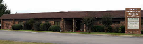 Hestir and Allen Family Dental, DeWitt, AR